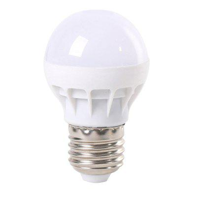 YouOKLight YK0067-E26-W 3W White Light LED Light Bulb for Home Lighting AC 220V