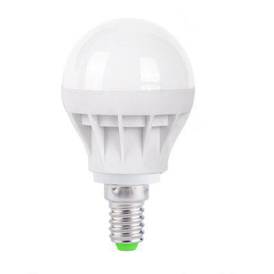 YouOKLight YK0067-E14-WW 3W Warm White LED Light Bulbs for Home Lighting AC 220V