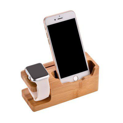 USB Charging Ports Bracket Desktop   Holder Stand for Smartphone  Watch