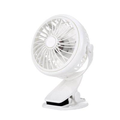 for MacBook Mini USB Clip and Desk Personal Fan Quiet Operation Computer