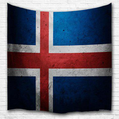 Cross Flag 3D Printing Home Wall Hanging Tapestry for Decoration