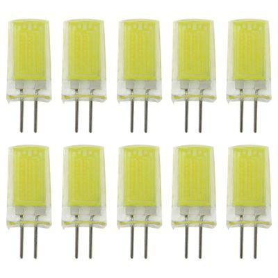 ZHENMING New Mini G4 Cob LED Bulb AC110V 10PCS