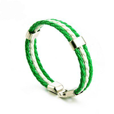 National Flag Woven Bracelet of The Accessories