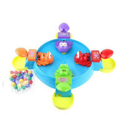 Frog Swallow Desktop Games Toys