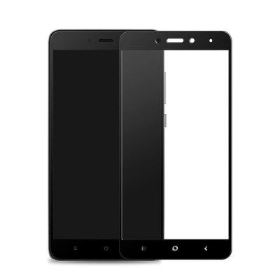 For Xiaomi Red Mi Note 4 Covers 4D Toughened Glass Screen Protector