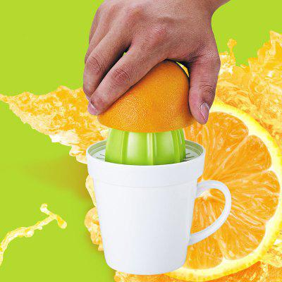 Portable Juicer with Ceramic Cup Squeeze To Make Orange and Lemon Jucie