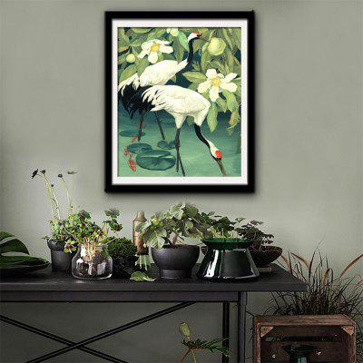 Special Design Frame Paintings Foraging Print