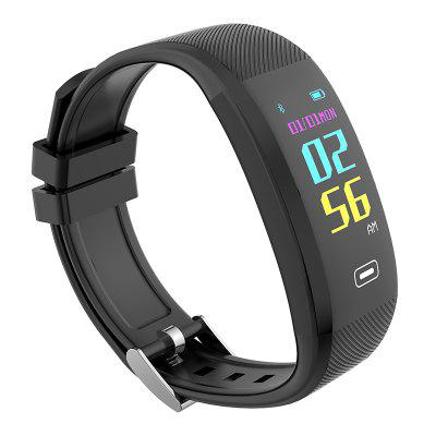 X4 Plus OLED Color Screen Bluetooth Smart Band Bracelet IP67