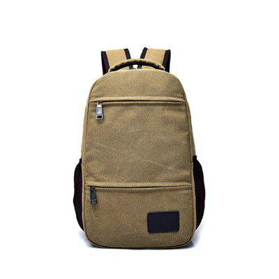 Casual Canvas Computer Backpack Travel School  Bag