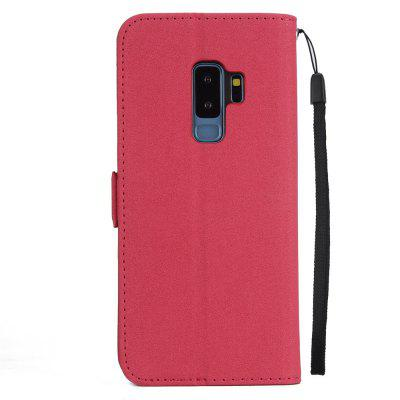 For Samsung Galaxy S9 Plus National Set of Bells Around Open Case eyes open 3 presentation plus dvd rom