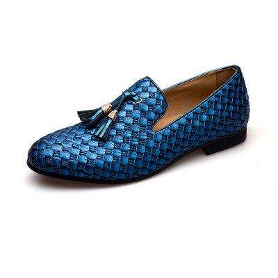 MEiJiaNa Brand BV Breathable Comfortable Loafers Luxury Men Shoes