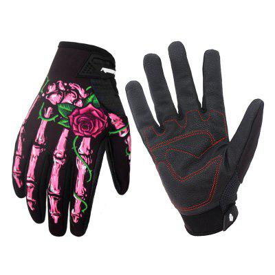 Cycling Mountain Bike Gloves Bicycle Riding Gloves