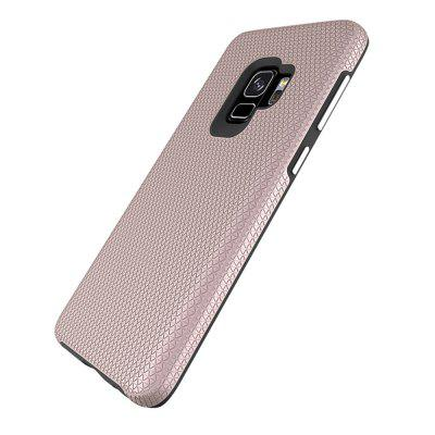 Cover Case for Samsung Galaxy S9 TPU+PC Liquid Air Slim Soft protective pc tpu back case cover w stand for samsung galaxy note 4 transparent white