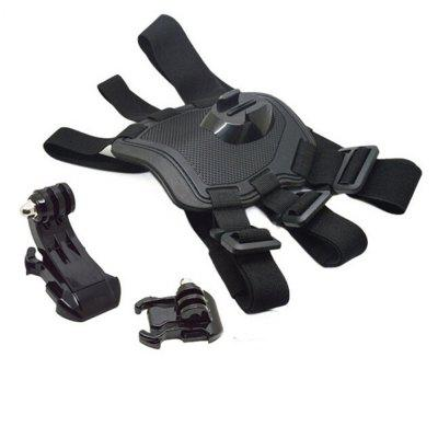 Dog Harness Mount Chest Strap Mount for GoPro HERO 6 / 5 / 4 / 3+ сумка printio gta 5 dog