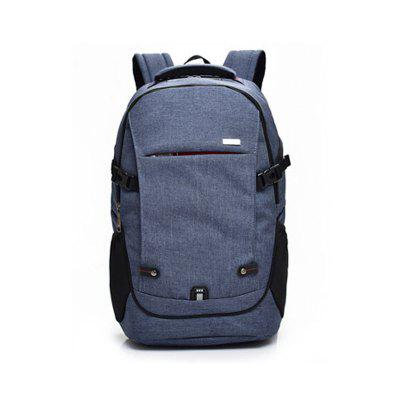 Travel Casual Business Computer Backpack for Student 2017 new arrival leather backpack casual bags