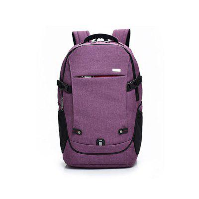 Travel Casual Business Computer Backpack for Student anime one punch man oppai saitama student schoolbag casual oxford shoulders bag backpack computer bags