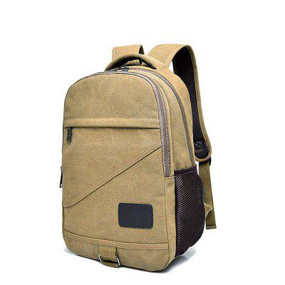 Casual Canvas Computer Backpack Travel School Bag anime one punch man oppai saitama student schoolbag casual oxford shoulders bag backpack computer bags