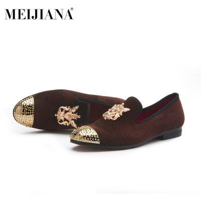 MeiJiaNa Leather Casual Handmade Fashion Comfortable Breathable Men Shoes pinsen 2018 women leather shoes handmade luxury brand tenis feminino sapato women casual shoes basket femme air superstar shoes