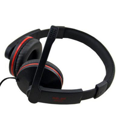 Gaming Earphone Stereo with Mic for Gamer Headphone