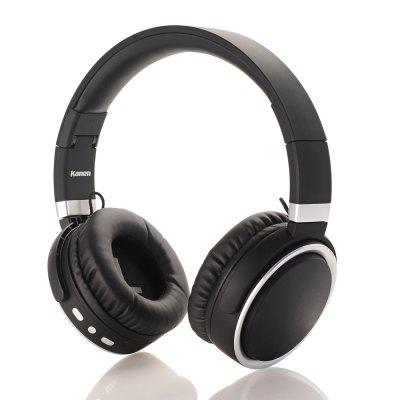 Kanen K6 Foldable Wireless Bluetooth V 4.0 Headphone Headset Earphone