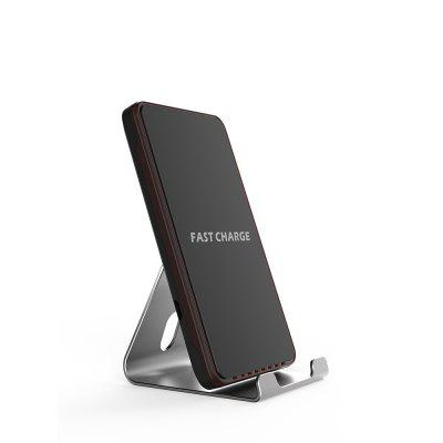 HAMTOD HLP1 Fast Charging Wireless Charger with Phone Base and Cooling Fan