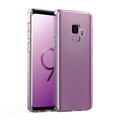 JOFLO Ultra-thin Soft TPU Case for Samsung Galaxy S9 enkay protective tpu back case w holder stand for samsung galaxy note 3 n9000 pink