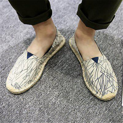 Men and Women Casual Canvas Flat Heel Flats Loafers Shoes 2017 wholesale hot breathable mesh man casual shoes flats drive casual shoes men shoes zapatillas deportivas hombre mujer