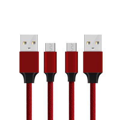 2 Pack High Charging Speed USB 3.0 To 3.1 Type-C Cable