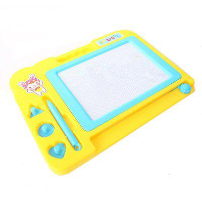 Magnetic Drawing Board Sketch Pad Doodle Child ToyOther Educational Toys<br>Magnetic Drawing Board Sketch Pad Doodle Child Toy<br><br>Age: 5-7 Years,3~5 Years,6~9 Years,3 Years+,5 Years+,About 3 years<br>Applicable gender: Unisex<br>Design Style: Other<br>Features: Educational<br>Gender: Unisex<br>Material: Plastic, Magnet<br>Package Contents: 1 x Magnetic Drawing Board<br>Package size (L x W x H): 28.00 x 20.00 x 3.00 cm / 11.02 x 7.87 x 1.18 inches<br>Package weight: 0.2000 kg<br>Product size (L x W x H): 27.00 x 20.00 x 3.00 cm / 10.63 x 7.87 x 1.18 inches<br>Product weight: 0.1900 kg<br>Small Parts: Yes<br>Type: Desktop Toy<br>Washing: Yes