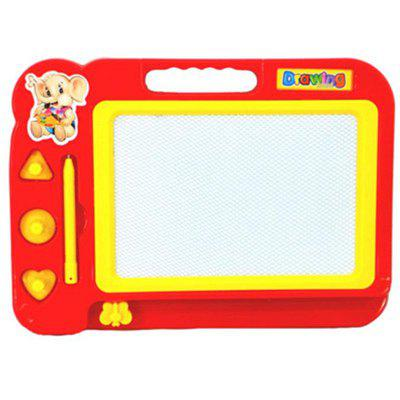 Magnetic Drawing Board Sketch Pad Doodle Child Toy