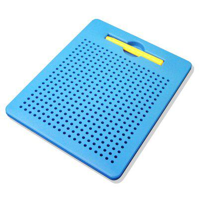 Steel Ball Plastic Magnetic Drawing Board Creative Children Educational Toys