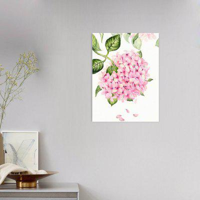 W197 Flowers Unframed Wall Art Canvas Prints for Home Decoration horses printed unframed wall art canvas paintings