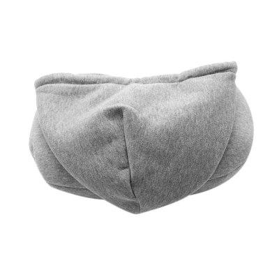 Soft Hood Type U-Shaped Tools Travel Pillow Neck Skin Care bebecocoon elephant convertible u shaped neck pillow stuffed plush decorative pillows animal multifunctional travel soft cushion