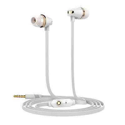 New Noodle Cable In-ear Mega Bass Headphones