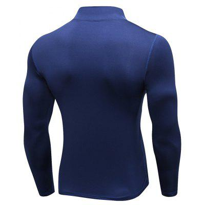 MenS Sportswear Compression Fitness Tights Running Training Gym T-Shirtweight lifting clothes<br>MenS Sportswear Compression Fitness Tights Running Training Gym T-Shirt<br><br>Features: Quick Dry, High elasticity, Breathable<br>Gender: Men<br>Material: Polyester, Spandex<br>Model Number: 9004<br>Package Content: 1 x Running T-Shirt<br>Package size: 1.00 x 1.00 x 1.00 cm / 0.39 x 0.39 x 0.39 inches<br>Package weight: 0.2600 kg<br>Product size: 1.00 x 1.00 x 1.00 cm / 0.39 x 0.39 x 0.39 inches<br>Product weight: 0.2450 kg<br>Size: S,M,L,XL,2XL<br>Type: Long Sleeves