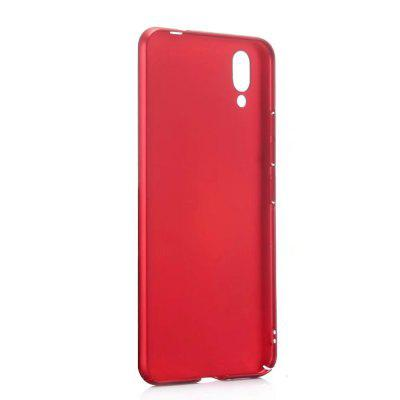 Case for VIVO X21 UD Ultra-thin Back Cover Hard PC doogee valencia dg800 replacement battery back cover case orange