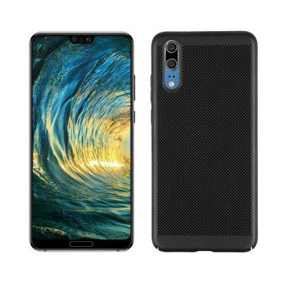 Hülle für Huawei P20 Wärmeableitung Ultra-Thin Frosted Back Cover Solide