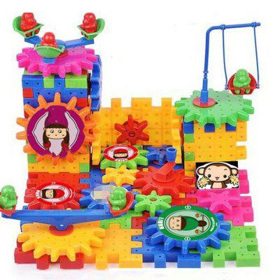 The New Children'S Toys and Amazing Electric Building Block