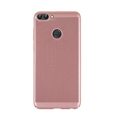 Hülle für Huawei Enjoy 7S Heat Dissipation Frosted Rückseitige Abdeckung Solid Color Hard PC