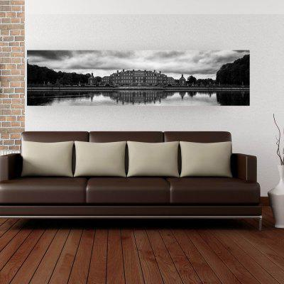 W217 Architectural Landscape Unframed Wall Canvas Prints for Home Decorations