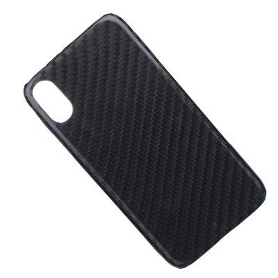 V-Road Carbon Fiber Cell Phone Cover Case for iPhone X new arrived black horn cover for harley dyna softail sportster electra road king street tour glide