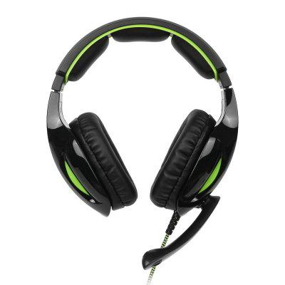 G813 3.5MM Gaming Headset Computer Headphone with Mic Noise Cancelling