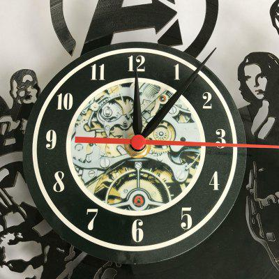 Plastic Wall Clock Atr Gifts Home Decor gifts
