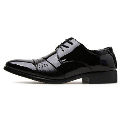 ZEACAVA Mens Business Fashion ShoesFormal Shoes<br>ZEACAVA Mens Business Fashion Shoes<br><br>Closure Type: Slip-On<br>Contents: 1 x Pair of Shoes<br>Materials: Leather<br>Occasion: Office, Tea Party, Daily, Dress, Formal, Casual<br>Outsole Material: Rubber<br>Package Size ( L x W x H ): 30.00 x 20.00 x 10.00 cm / 11.81 x 7.87 x 3.94 inches<br>Package weight: 0.3500 kg<br>Pattern Type: Solid<br>Product weight: 0.3000 kg<br>Seasons: Spring<br>Style: Comfortable, Fashion, Formal, Casual<br>Toe Shape: Pointed Toe<br>Type: Casual Leather Shoes<br>Upper Material: Leather