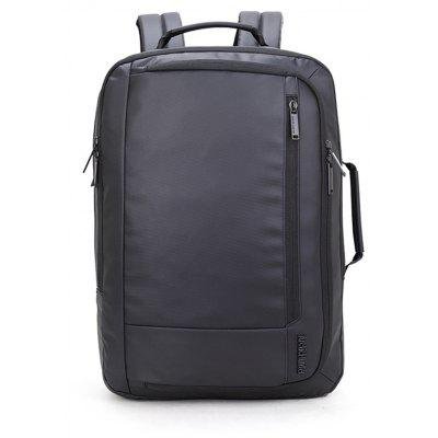 1500362 Men'S Business Computer Waterproof Backpack Travel -  VERTICAL  BLACK