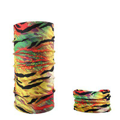 Seamless Multifunctional Scarf Head Cover for Outdoor Sports -  MULTI-B