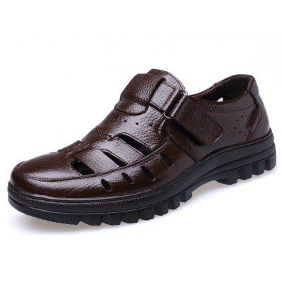 MUHUISEN Summer Men'S Casual Shoes Comfortable Sandals