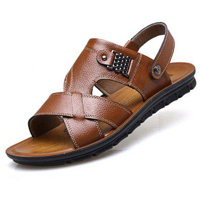 MUHUISEN Summer Beach Men Sandals