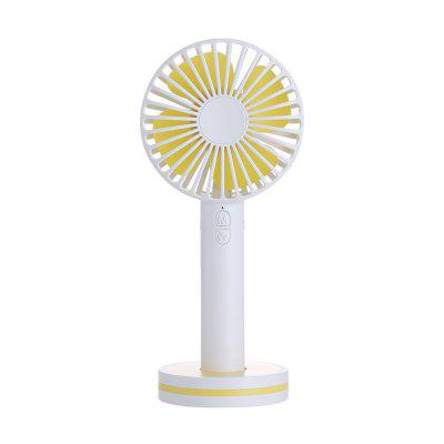 Color Summer Desktop Handheld Mini Rechargeable Small Cooling Fan