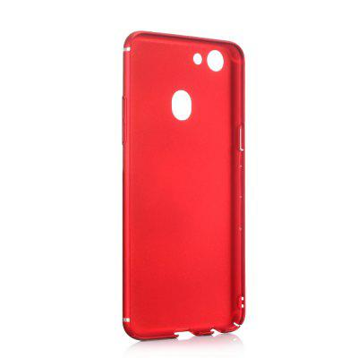 Case for OPPO A73 Art Line Back Cover Solid Color Hard PCCases &amp; Leather<br>Case for OPPO A73 Art Line Back Cover Solid Color Hard PC<br><br>Compatible Model: OPPO A73<br>Features: Back Cover, Button Protector, Dirt-resistant<br>Material: PC<br>Package Contents: 1 x Phone Case<br>Package size (L x W x H): 20.00 x 10.00 x 1.00 cm / 7.87 x 3.94 x 0.39 inches<br>Package weight: 0.0200 kg<br>Product Size(L x W x H): 16.00 x 6.00 x 0.70 cm / 6.3 x 2.36 x 0.28 inches<br>Product weight: 0.0170 kg<br>Style: Solid Color, Cool